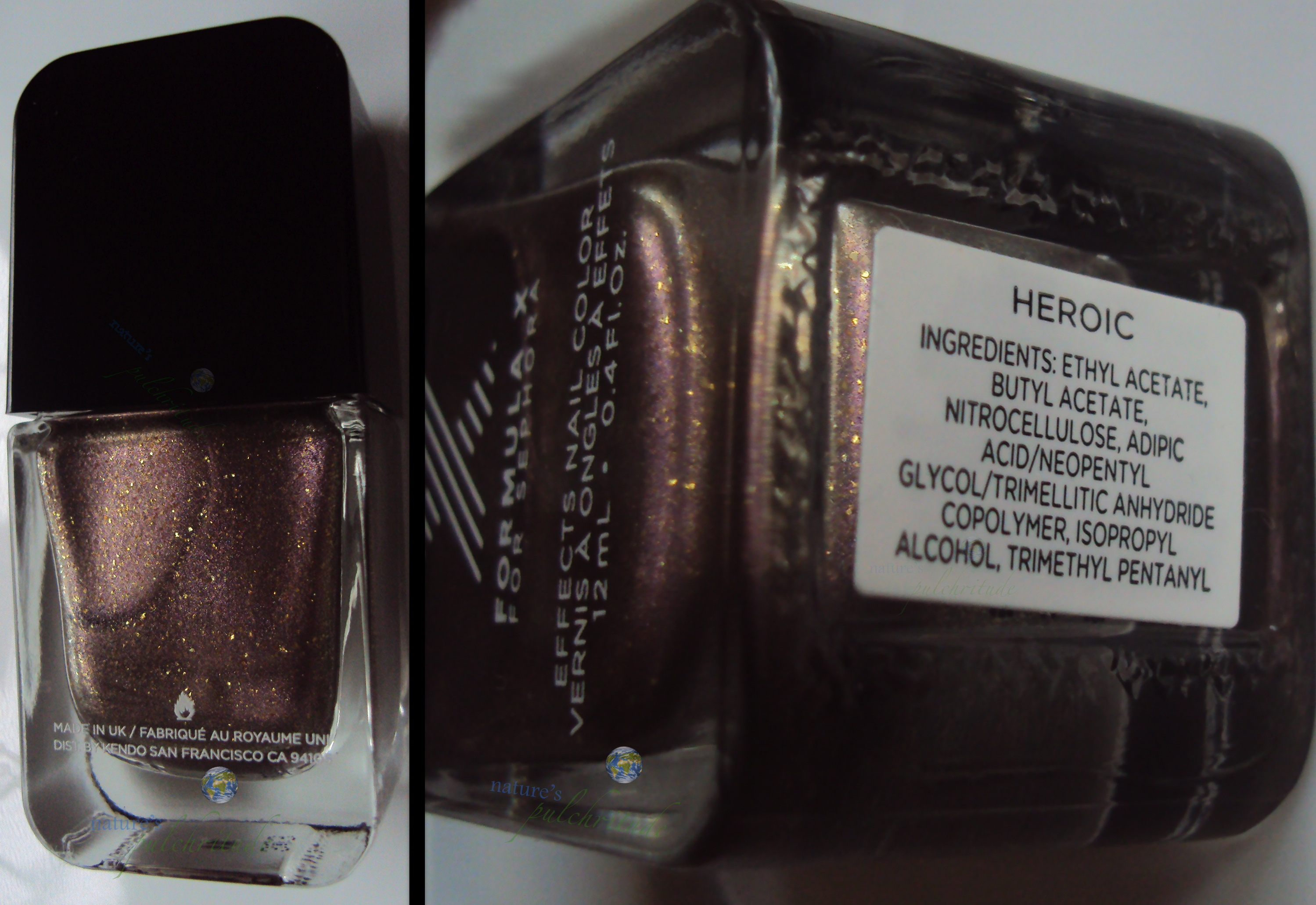 Product Review: Formula X Heroic | Nature\'s Pulchritude